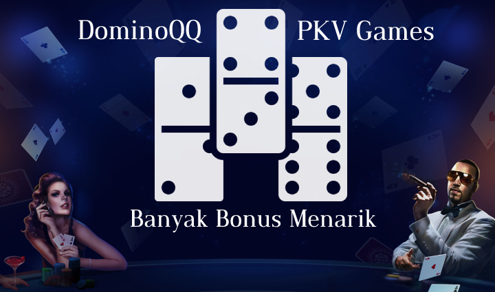 dominoQQ PKV Games